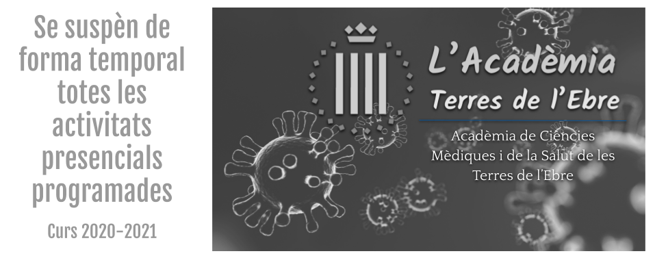 coronavirus careta Academia